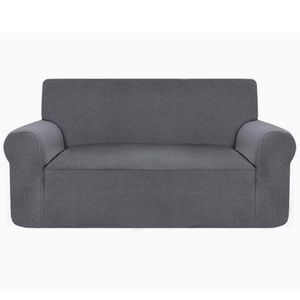 New Sofa Slipcover Couch Cover Protector Gray